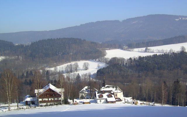 Běžkařské trasy Šumava