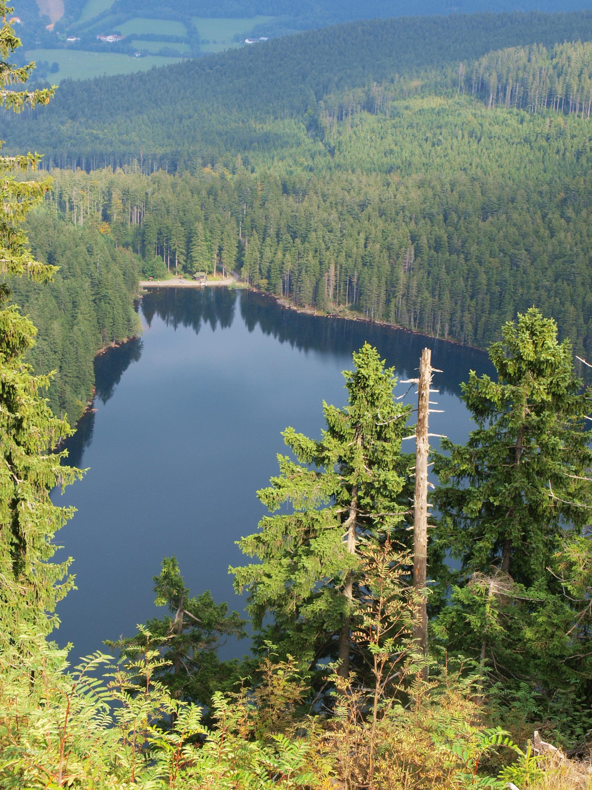 Černé jezero – šumavský poklad