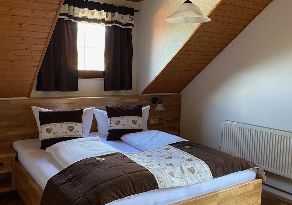 Penzion Kollerhof – nově otevřeno